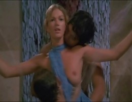 Joy et Joan 1985 (Threesome erotic scene) MFM