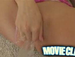 Check out this stacked blonde squirt all over the camera in these moview