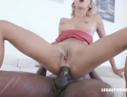 Who said Veronica Leal can\'t take two cocks in the ass? IV330