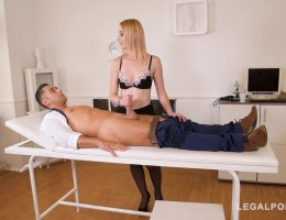 Sex Doctor Amaris takes patient\'s big ass dick for a ride GP749