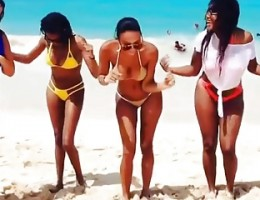 Netbrowser247 - Draya Michele and the Mint Swim girls