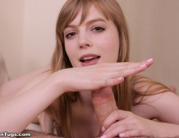 Dolly Leigh: Teen cock-teaser
