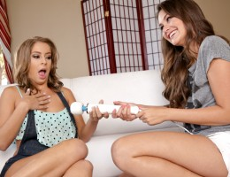 Allie tells Presley that vibrators are a girl\'s best friend