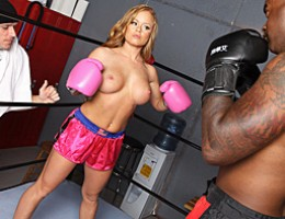 Nikki is a boxer who has two things; a lot of heart and a lot of tit. Johnny is a renowned retired boxer who is the best trainer in the land. Only problem: he doesn\'t train girls. The reason being a pair of magnificently plump and distracting tits that c