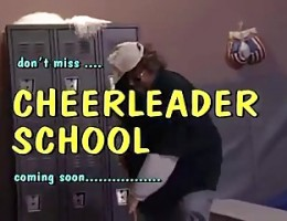 Recuerdos de cheerleader