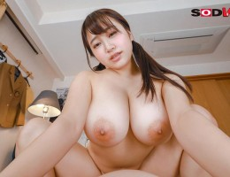 Schoolgirl Hana Himesaki Virtual reality fuck