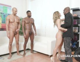 Psico Doctor Betty Foxxx, BBC Therapy Balls Deep Anal, Dap, Gapes, Messy Cumshot GIO1016