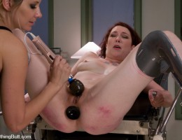 Head Mistress & the Anal Whore
