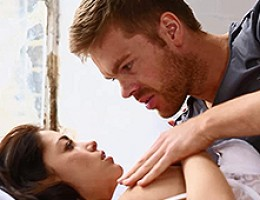 Hot Ava Dalush enjoys being drilled by Ryan Ryder