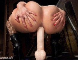 Big Butt fetish all anal rough sex and domination!