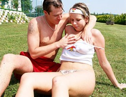 Lifeguard brings a teenager back to life with mouth to mouth