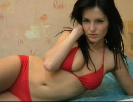 Amazing camilla shows off her hot private show on cam