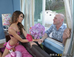 When Johnny Sins finds that his best friend\'s sis is one of those attention-seeking webcam girls, he gets it into his head that he\'ll be able to head over there and get a piece. And what do you know? He does! It probably helps that Teens Like It Big.