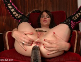 Anal fetish with two hot strippers Casey Calvert and Samantha Bentley