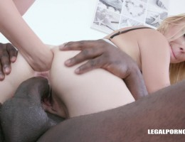 Kinky fisting and fucking for Rebecca Sharon IV328