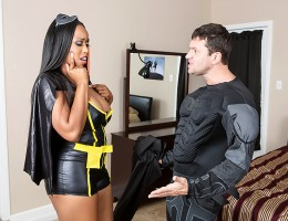Codi Bryant is suspicious of all these cosplay parties that her nerdy son has been going to, so after she drops him off at one, she decides to sneak in, grab a sexy costume, and see what he\'s up to. When she catches a someone about to get it on with a co