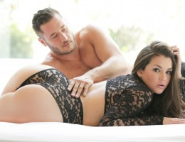 Allie and Danny ravage each other in this sensual scene