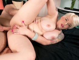 MissyAss Up, Cock In