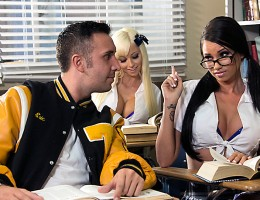 There\'s a new hottie at school, and Keiran is determined to fuck her. His stepsister Raven doesn\'t think he has a chance, so they decide to make a wager: if he fails, Raven gets to keep his Porsche. But if Keiran can seduce Rikki, he gets to fuck his na