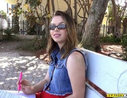 12 pics and 1 movie of Jenifer from Street Blowjobs