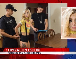 Cheerleader/Call girl Cops catch local high school cheerleader and secret part-time prostitute Kenzie Reeves trying to \'earn\' in a hotel. She claims she\'s saving up for college and can\'t afford to get arrested. Lucky for this petite blonde teen, Lt. B