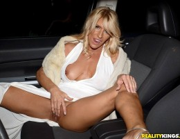 12 pics and 1 movie of Ginawest from Milf Hunter
