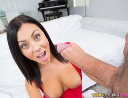 12 pics and 1 movie of Giannanicole from Teens Love Huge Cocks