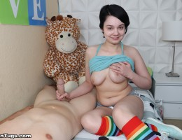 Lilly Marie: My Very First Time