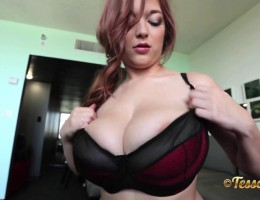 That is pretty much all you need to know in order to have a good weekend, but the even bettter news is that I have a brand new HD video here for you of me playing with my big tits, so that should help out even more, right? LOL...