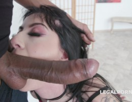 Anal Overload #1 Charlotte Sartre gets Dylan Brown Balls Deep with big gapes & creampie GIO1086